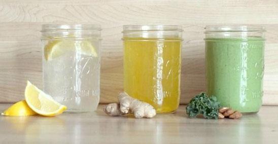 bebida isotonica natural casera