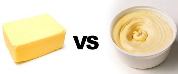 Resultado de imagen para margarina mantequilla
