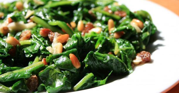 Propiedades de las espinacas alimentos - Como cocinar judias verdes frescas ...