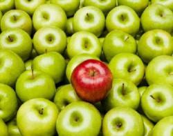 Alimentos, cuando el color marca la diferencia