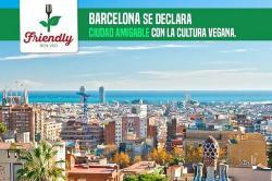 Barcelona es la primera ciudad