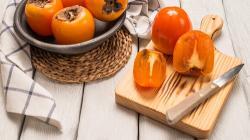 Caqui: características, propiedades y beneficios para la salud