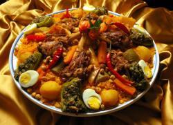 Cocinas del mundo: África - Cocina