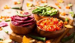 Colorantes alimentarios de verduras: cómo se preparan (II)