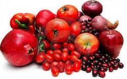 Comer en rojo para eliminar los radicales libres