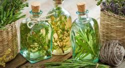 Cómo hacer aceites aromatizados