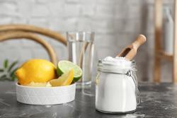 Cómo hacer polvo de hornear casero: la receta con jugo de limón y bicarbonato de sodio