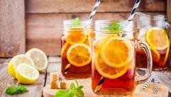 Como preparar té frío en casa