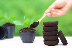 Como reciclar los fondos del café molido