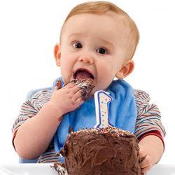 ¿Cuándo pueden comer chocolate los niños?