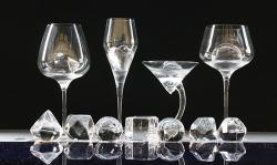 Cubitos de hielo que cuestan 6 euros cada uno