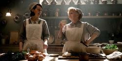 Downton Abbey: los secretos de su cocina