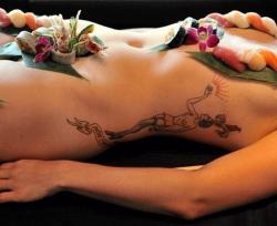 El Body Sushi denigra a la mujer