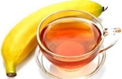 El té de plátano que combate el insomnio