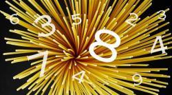 Espaguetis: curiosidades reveladas en números