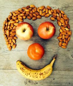 Felicidad: el color de los alimentos influye en el estado de ánimo