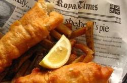 Fish and Chips: el emblemático street food anglosajón