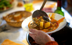 Formas fáciles y rápidas de mantener la comida caliente en invierno