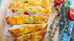 Frittata: la tortilla italiana