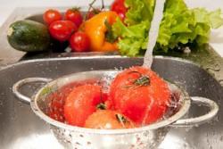 Frutas y verduras: cómo lavarlas bien