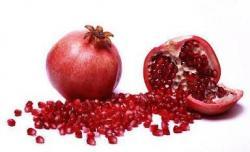 Granada: una fruta llena de antioxidantes naturales