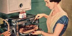 Historia del horno: el corazón cálido del pueblo
