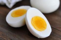Huevos duros perfectos