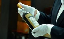 La botella de whisky más cara del mundo se vendió en Edimburgo