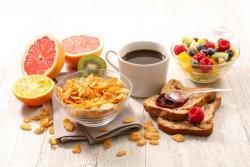 La importancia de un desayuno equilibrado