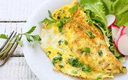 La omelette no es una simple tortilla