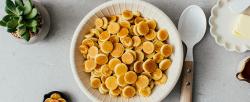 Los mini panqueques que se comen como cereales