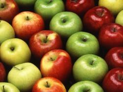 Mal aliento? Se combate comiendo una manzana