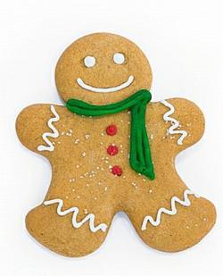 Pan de jengibre: el dulce bizcocho símbolo de la Navidad