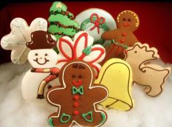 Pasteles y biscochos navideños de toda Europa