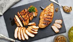 Pechuga de pollo: valores nutricionales, calorías y grasas