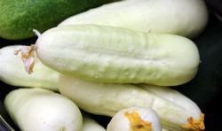 Pepino blanco: qué es y cómo comerlo