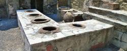 Pompeya: se descubrió un fast food en las excavaciones
