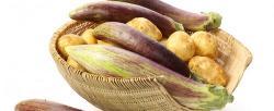 Por que no se deberían comer crudas  berenjenas y patatas