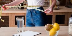 ¿Por qué perder peso rápidamente hace mal?