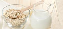 ¿Qué es la leche de avena?