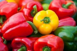 Rojo, verde o amarillo: ¿qué pimientos eliges?