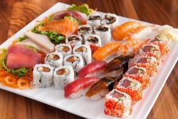 Sabes reconocer los distintos tipos de sushi?