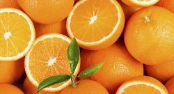 Tarta de naranja, vitamina C en forma de postre
