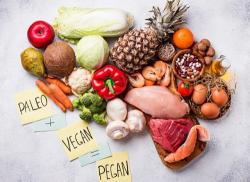 Tendencias: la dieta pegana