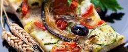 Todos para una: los vegetales en la pizza