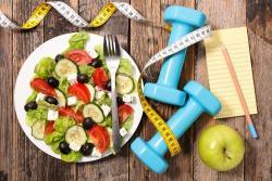 Una dieta con controlada aumenta el deseo de practicar deportes