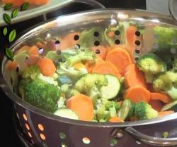 Verduras, mejor crudas o cocidas?