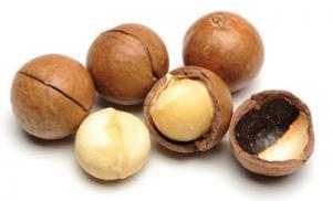 Nueces de macadamias