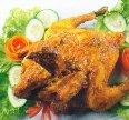 Ayam Panggang (Pollo a la parrilla al estilo de Indonesia)