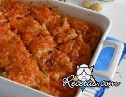 Baklava salado para el aperitivo